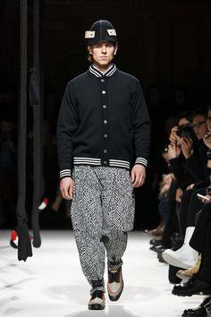 Henrik Vibskov Menswear Fall Winter 2013 Paris - NOWFASHION