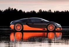 Bugatti Veyron Super Sport ~ World's Fastest Street Car ~ $2.4 million