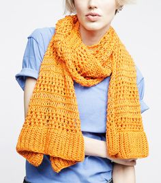 WOOL AND THE GANG 【SOLANGE SCARF】