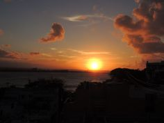 Sunset from El Convento