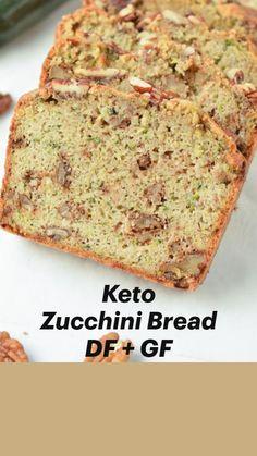 Keto Desert Recipes, Vegan Baking Recipes, Free Keto Recipes, Low Carb Recipes, Cooking Recipes, Keto Bagels, Keto Bread, Low Carb Brasil, Low Carb Deserts