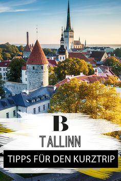 Kurztrip am Wochenende in Tallinn gefällig? Tallinn: schöne Altstadt, junge Menschen, nette Bars und die Ostsee direkt vor der Tür. Tallinn ist der ideale Ort für einen Kurztrip am Wochenende.