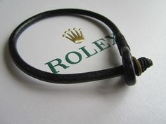 Lederarmband wunderschönes Handmade Leder Accessoires Uhrenamband (1) Rolex , Omega,Palerai