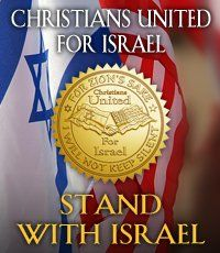 Christians United For Israel! We need to stand with the TRUE Israel... Not the Zionist controlled Israel.