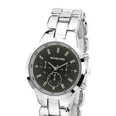 2014 Latest Cheap MK!! More than 60% Off Cheap!! Discount Michael Kors OUTLET Online Sale!! JUST CLICK IMAGE~lol | See more about silver watches, michael kors watch and michael kors outlet.