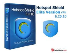 Hotspot Shield Elite 6.20.10 VPN Full + Crack Free Download, Hotspot Shield Elite 6 Free Download Latest Version for Windows. Its full offline installer....