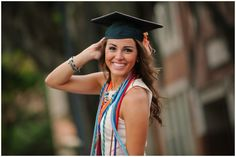 University of Florida College Senior Pictures | Through My Lens Photography