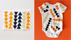 13 DIY Fabrics…with items from around the house | MADE