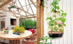 Efter många år fick Gill Croona äntligen sitt drömhem – en lantgård utanför Varberg