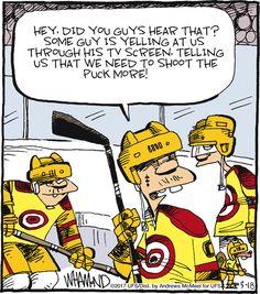 """Reality Check by Dave Whamond for Mar 2017 Hockey Rules, Hockey Mom, Ice Hockey, Hockey Stuff, Stars Hockey, Hockey Girls, Hockey Girlfriend, Hockey Pictures, Blackhawks Hockey"