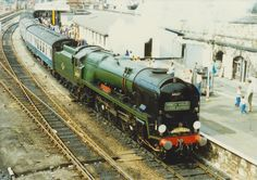 Mike Priestley's Railway Heritage Blog