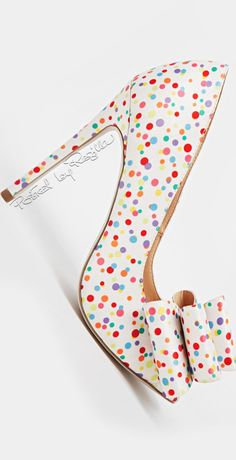 Polka Dots - Regilla ⚜ Una Fiorentina in California : Photo                                                                                                                                                     More