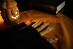 Biscotti dita di strega per Halloween (Halloween Cookies)