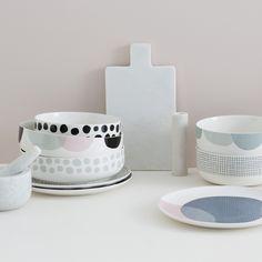 Entertaining ware by Milk & Sugar