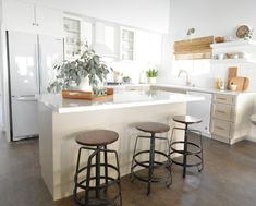 Flip House Kitchen Remodel | Centsational Style