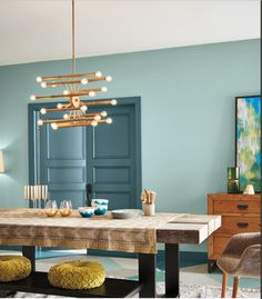 Behr S 2017 Color Trends See All The Gorgeous Colors Por Paint Decorating And Room