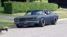 My 69 Chevelle NASCAR Project - Page 22