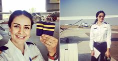 #Gul_Panag Is Now A #Pilot Because Clearly Being #Miss_India, An Actor, & A Politician Wasn't Enough For Her