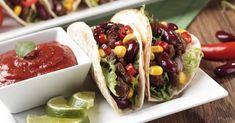 Recette de Les vrais tacos mexicains version light. Facile et rapide à réaliser, goûteuse et diététique. Ingrédients, préparation et recettes associées.