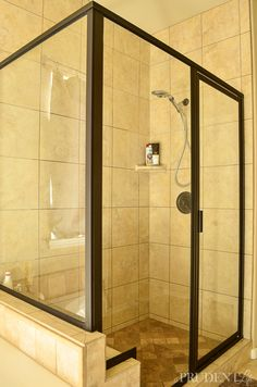 How To Clean Shower Doors With Hard Water Stains Gl