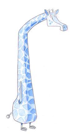 giraffe Marcos Llussá llussa.blogspot.com