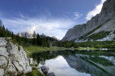 https://flic.kr/p/frZrVe | Triglav's lake
