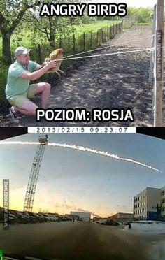 Wiedziałem! To nie był meteoryt!