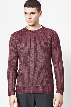 fd37a28b03d Frosty Night Knitted Jumper - Mens Sweaters - French Connection Usa Work  Inspiration