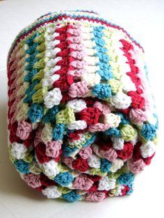 Cath Kidston Inspired Baby Blanket Pattern by sheilalikestoknit