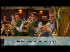 WüdaraMusi - Mit Basstrompeten unterwegs
