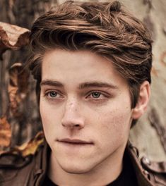 Amazing froy gutierrez although george doesn ut have blue eyes or .