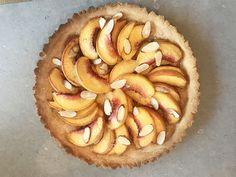 Neat Peach Tart - Vegan dessert that's sure to satisfy your sweet tooth