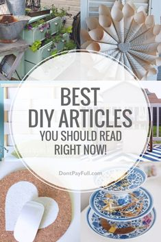 Best 10 DIY Articles You Should Read Right Now Pinterest Image