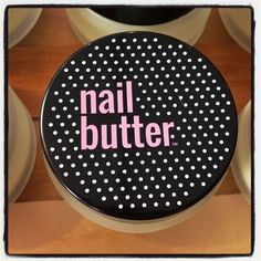 Nail Butter | The Nail Treatment.Need to get some of this!