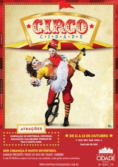 Cartaz - Circo Cidade