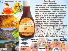 Learn more about Forever Living Products. Shop online and learn more about the Forever Business Opportunity. Aloe Benefits, Honey Benefits, Forever Living Aloe Vera, Forever Aloe, Forever France, Natural Energy Sources, Forever Living Business, Natural Honey, Pure Honey