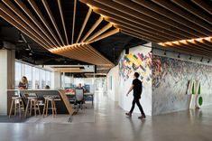 MOI CoLab in Washington, DC / Architecture by Gensler / Furniture by MOI / Photography by Devon Banks