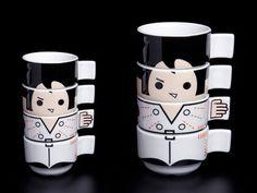 Produto - Linhas - Designers - EXEA   Design em Porcelana