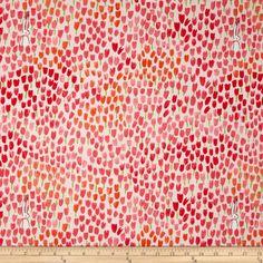 Michael Miller Sommer Tulip Tangled Bloom