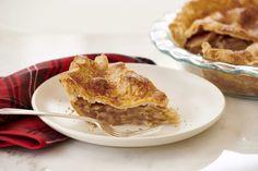 Apple Parmesan Pie