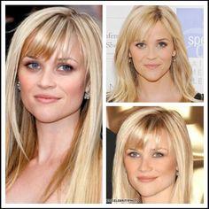 Reese Witherspoon wispy bangs