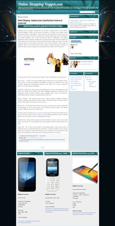 I will design or Modify Your Blogger Blog Template for $5
