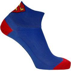 SockMine Superman Air Coolmax Socks Cycling Socks
