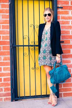 Summer To Fall: Dresses  #