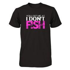 YOU LOST ME AT I DON'T FISH | Represent
