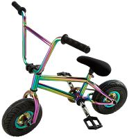 Team Dogz Scooters: NEW Rainbow Mini BMX #bmx #rainbow #teamdogz