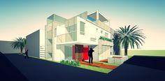 JM Beach House - Casa de Playa JM — My Architectural Mind - Architecture and Design