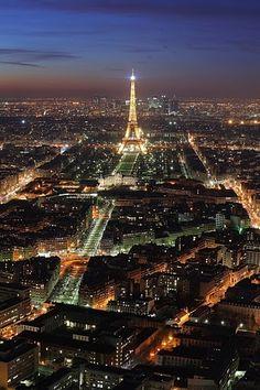 Paris, I've twirled here