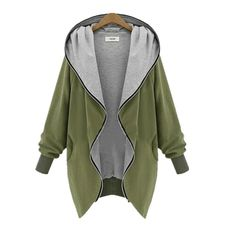 Full Sleeve Broad Oval Neck Cotton Acrylic Material Casual Jacket For Women. #ShopOnline #MehdiGinger