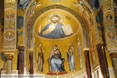 Arte paleocristiano y bizantino.